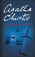 Könyv borító - Az Ackroyd-gyilkosság