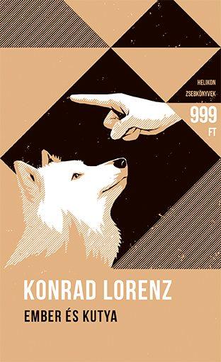 Könyv borító - Ember és kutya – Helikon Zsebkönyvek 53.