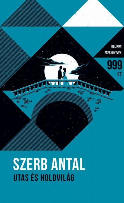 Könyv borító - Utas és holdvilág – Helikon Zsebkönyvek 32.