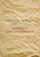 Könyv borító - Bori notesz –  Abdai dokumentumok