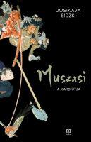 Könyv borító - Muszasi 3. – A kard útja