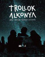 Könyv borító - Trollok alkonya