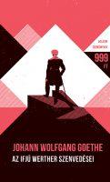 Könyv borító - Az ifjú Werther szenvedései – Helikon Zsebkönyvek 65.