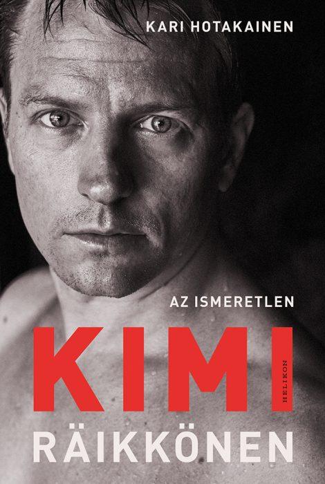 Könyv borító - Az ismeretlen Kimi Räikkönen