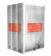 Könyv borító - A Gulag-szigetvilág 1-3.