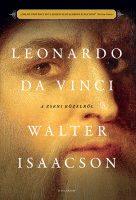 Könyv borító - Leonardo da Vinci – A zseni közelről