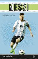 Könyv borító - Messi