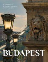 Könyv borító - Budapest könyv