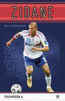 Könyv borító - Zidane