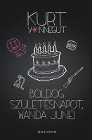 Könyv borító - Boldog születésnapot, Wanda June!