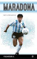 Könyv borító - Maradona
