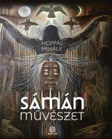 Könyv borító - Sámánművészet