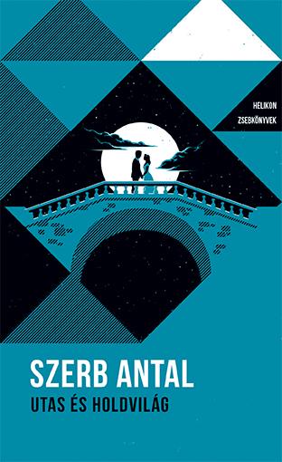 Könyv borító - Utas és Holdvilág- Helikon Zsebkönyvek 32.