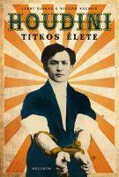 Könyv borító - Houdini titkos élete