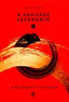Könyv borító - A sasíjász legendája 2.