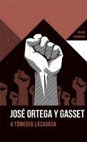 Könyv borító - A tömegek lázadása