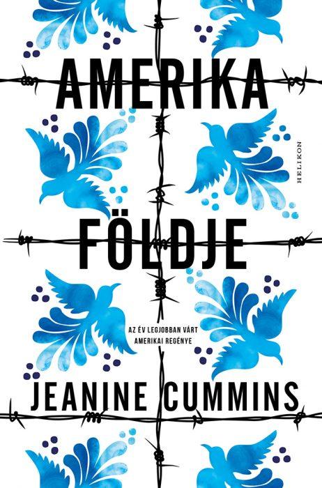 Könyv borító - Amerika földje