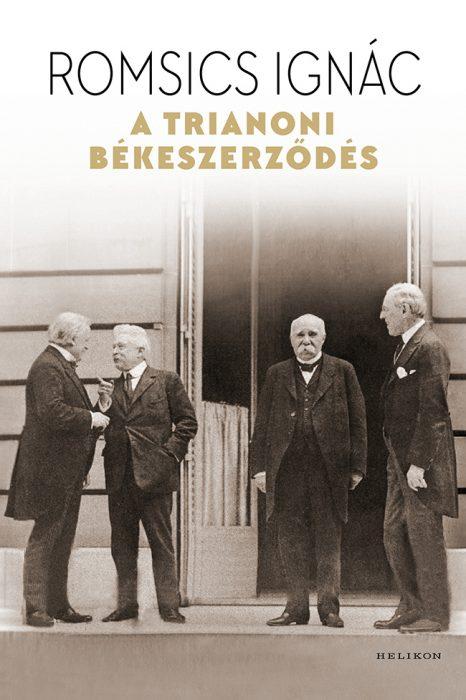 Könyv borító - A trianoni békeszerződés