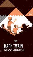 Könyv borító - Tom Sawyer kalandjai – Helikon zsebkönyvek 82.