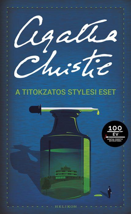 Könyv borító - A titokzatos stylesi eset