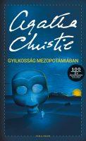 Könyv borító - Gyilkosság Mezopotámiában