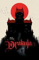 Könyv borító - Drakula