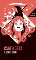 Könyv borító - A vörös Eszti – Helikon Zsebkönyvek 85.