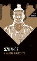 Könyv borító - A háború művészete – Helikon Zsebkönyvek 7.
