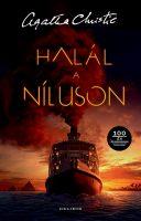 Könyv borító - Halál a Níluson