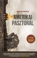 Könyv borító - Amerikai pasztorál