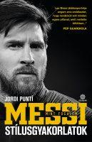 Könyv borító - Messi mint fogalom – Stílusgyakorlatok